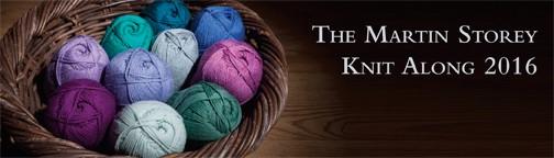 Martin Storey Knit Along 2016 Header Image